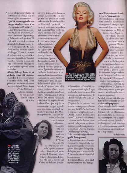 intervista su Diva e donna 2
