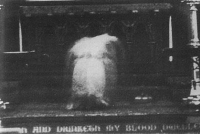 Kneeling Monk Ghost