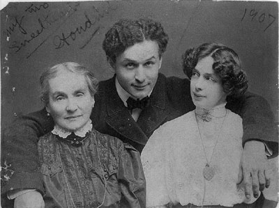 Houdini, Bess e Cecilia