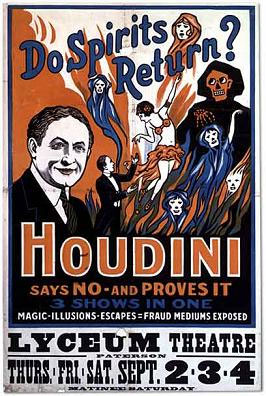 Houdini: Do Spirits Return?