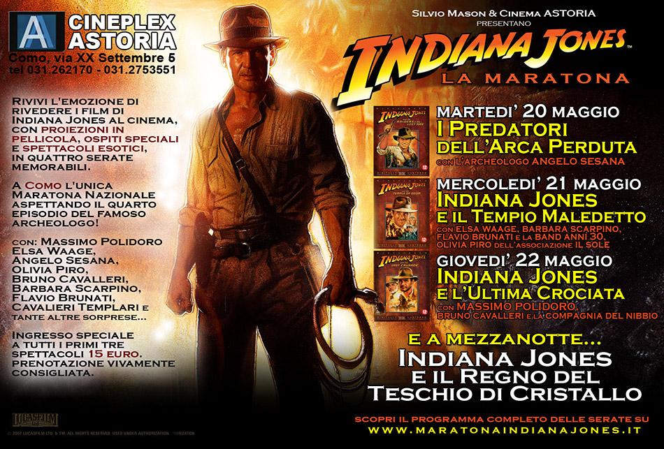Maratona Indiana Jones