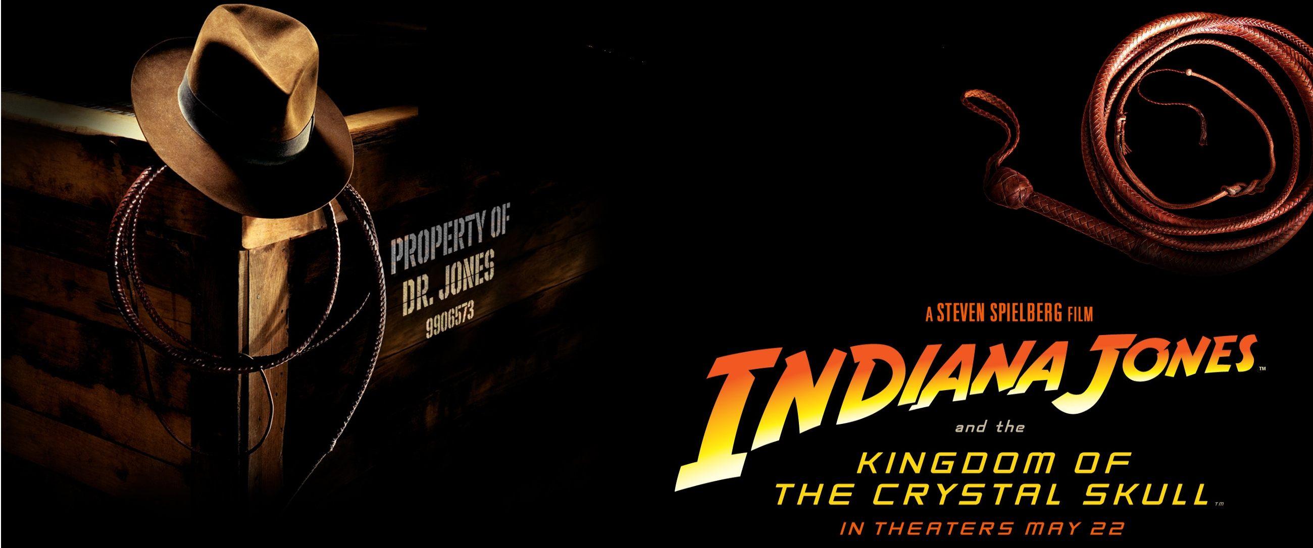 Banner Indiana Jones