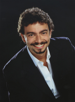 Portrait of Massimo Polidoro.