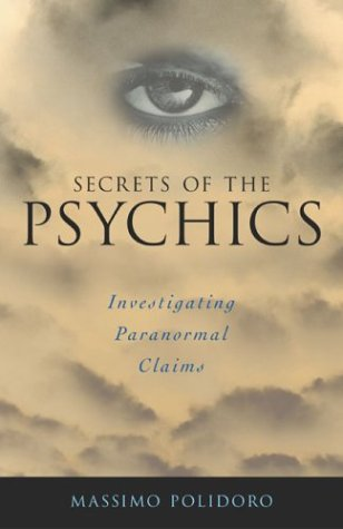Cover of book: Secrets of the Psychics