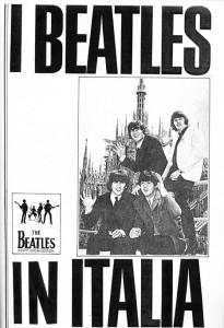 """""""I Beatles in Italia"""" - un volumetto scritto nel 1985 da Massimo Polidoro."""