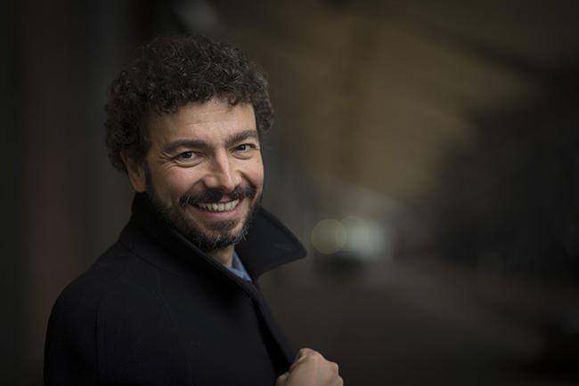 Massimo Polidoro - Photo credit: Roberta Baria, 2018
