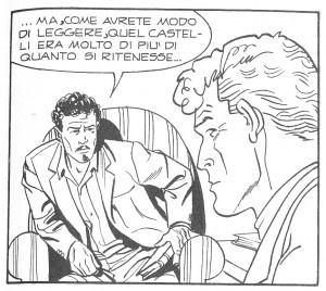 Massimo Polidoro e Martin Mystere (Bonelli Editore).
