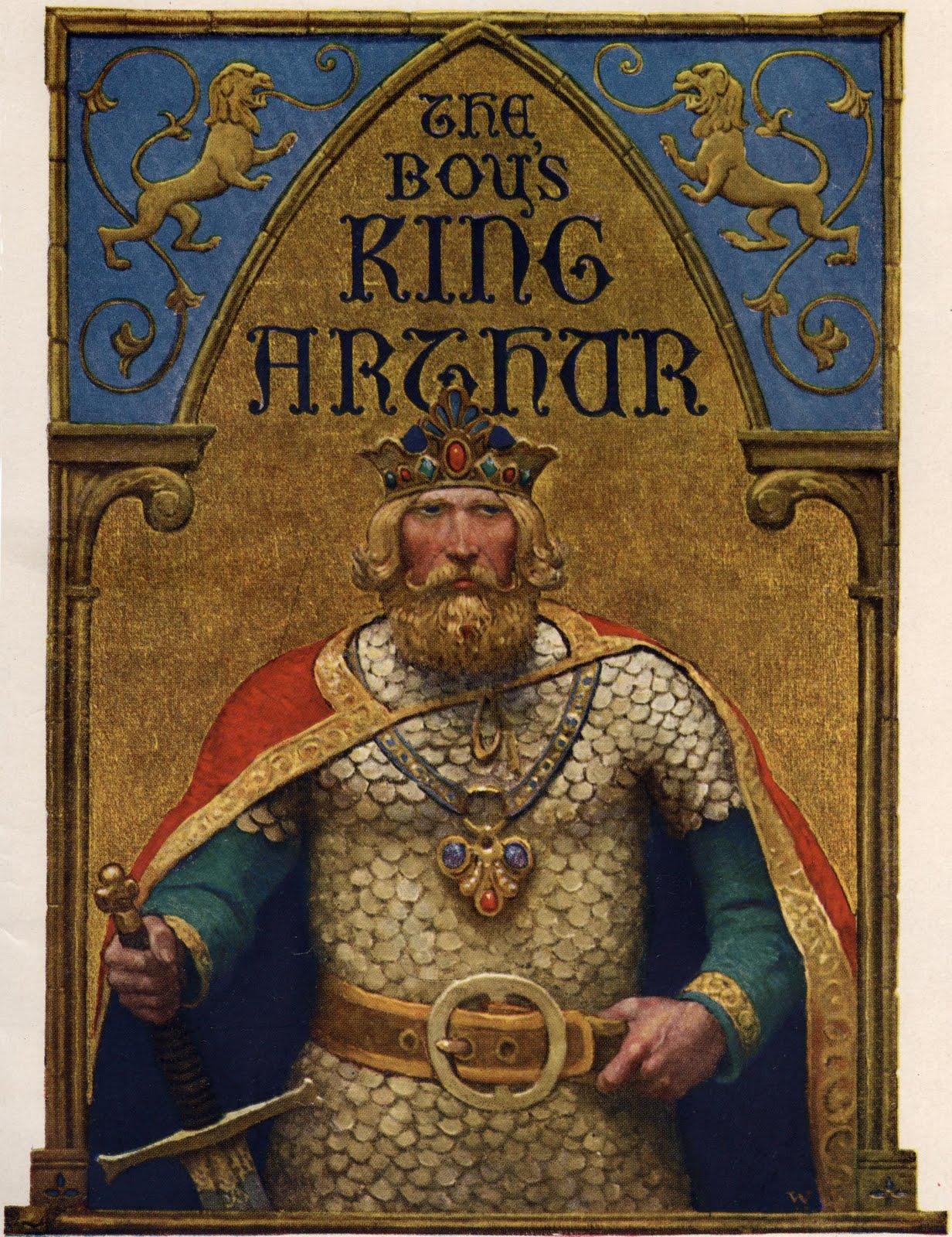 was king arthur real essay