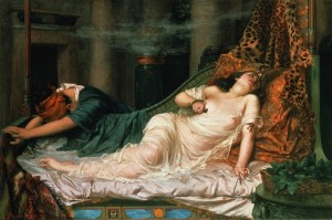 Tolomei The Death of Cleopatra