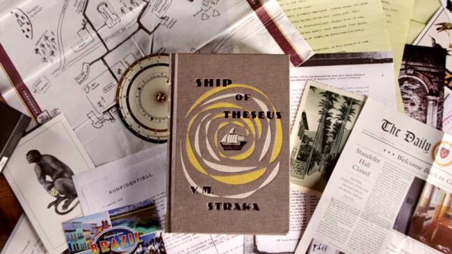 """J.J. Abrams """"S"""" - Ship of Theseus (V.M. Straka) - recensione di Massimo Polidoro"""