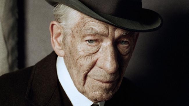 mr-holmes - Ian McKellen as Sherlock Holmes
