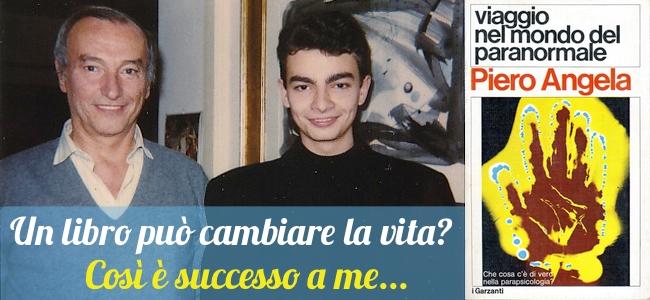 """Piero Angela e Massimo Polidoro: """"Viaggio nel mondo del paranormale"""""""