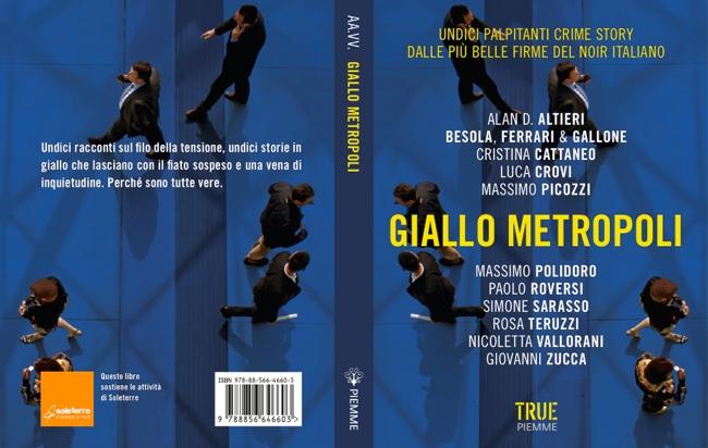 Giallo Metropoli (a cura di Massimo Polidoro - Edizioni Piemme)
