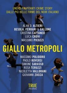 """""""Giallo Metropoli"""" (Piemme)."""