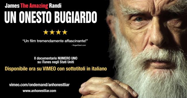 An Honest Liar: ora sottotitolato in italiano