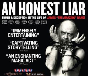 """Il film """"An Honest Liar"""" dedicato a James Randi è ora disponibile anche con i sottotitoli in italiano."""