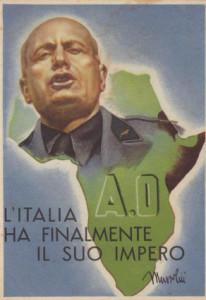 Un manifesto di propaganda
