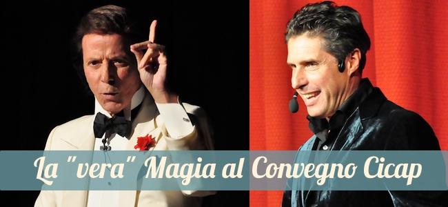 Magia al Convegno CICAP