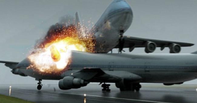 Tenerife 1977 - plane crash disaster