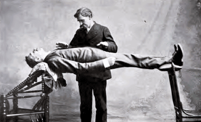 catalessi ipnotica - stage hypnosis