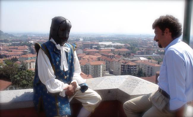 L'uomo nella maschera di Ferro - Massimo Polidoro