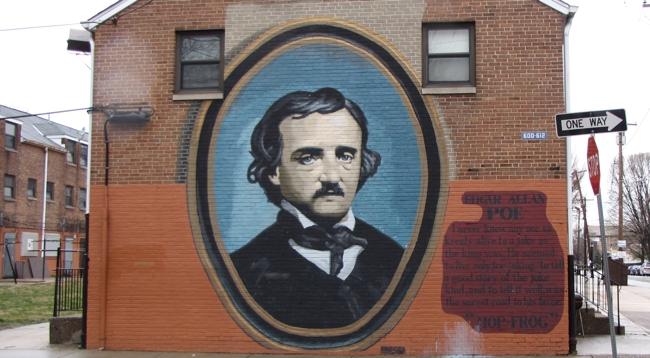 Edgar Allan Poe in Philadelphia