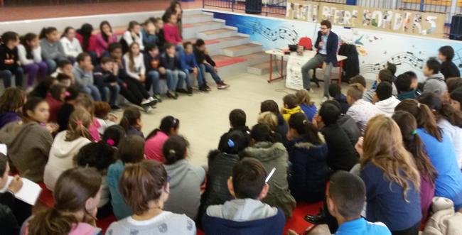 Massimo Polidoro incontri a scuola