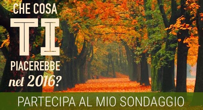Sondaggio 2015 Massimo Polidoro