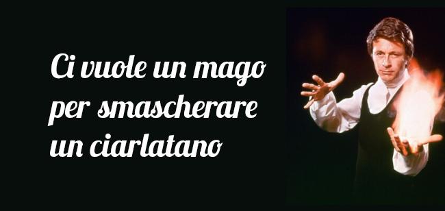 mago ciarlatano - Bill Bixby Magic