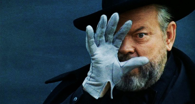 magic - fake - Orson Welles