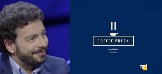 cofeebreak Massimo Polidoro La7