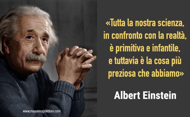 Albert Einstein e la scienza