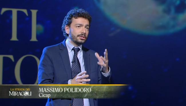 Massimo Polidoro a La strada dei miracoli