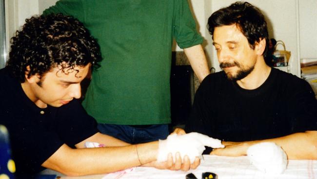 calchi medianici - Massimo Polidoro - Luigi Garlaschelli