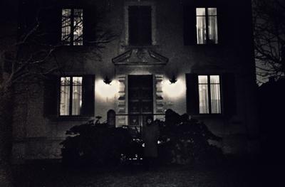 """La villa di Breganzona che si diceva essere """"infestata"""" da uno spirito..."""