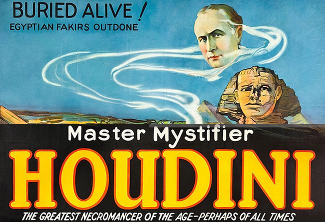 Houdini & Lovecraft