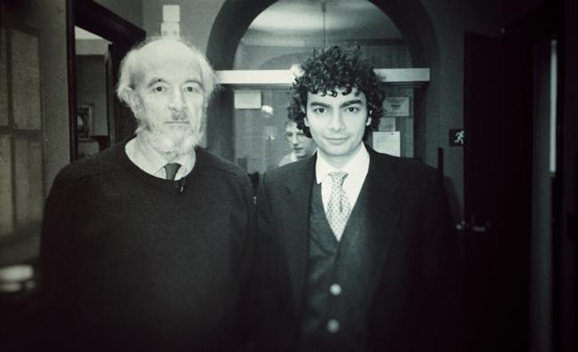 Eddie Burks e Massimo Polidoro