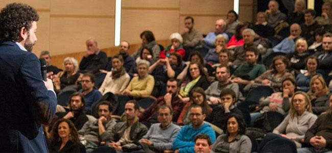 Massimo Polidoro - conferenza - lecture