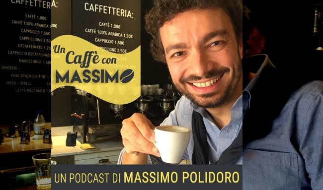Un caffè con Massimo Polidoro - podcast