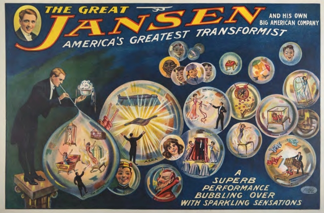 The great Jansen - Norm Nielsen poster collection