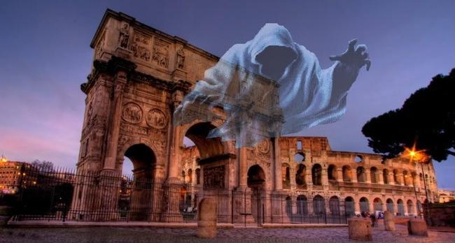 Fantasmi Roma esoterica