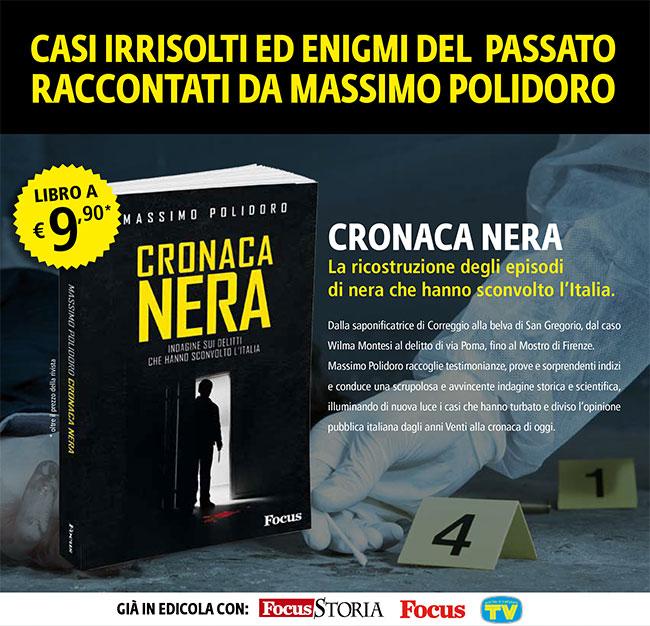 gialli e misteri - Massimo Polidoro con Focus, Sorrisi e Canzoni