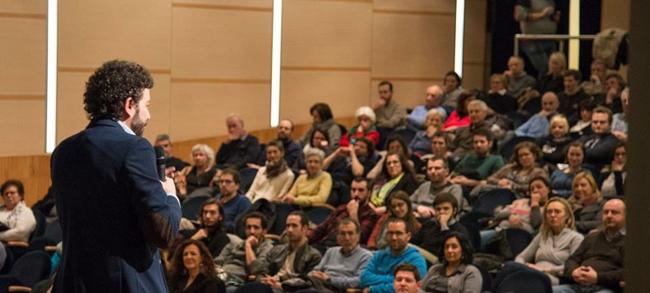 parlare in pubblico - public speaking Massimo Polidoro