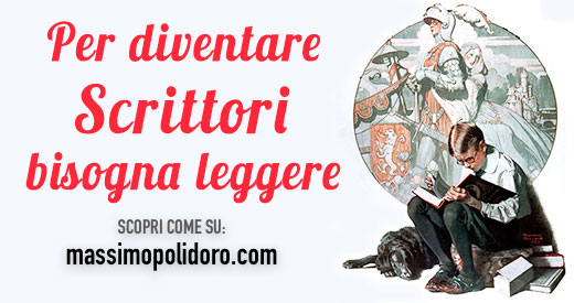 Diventare scrittori - leggere - Massimo Polidoro