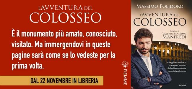 Massimo Polidoro L'avventura del Colosseo