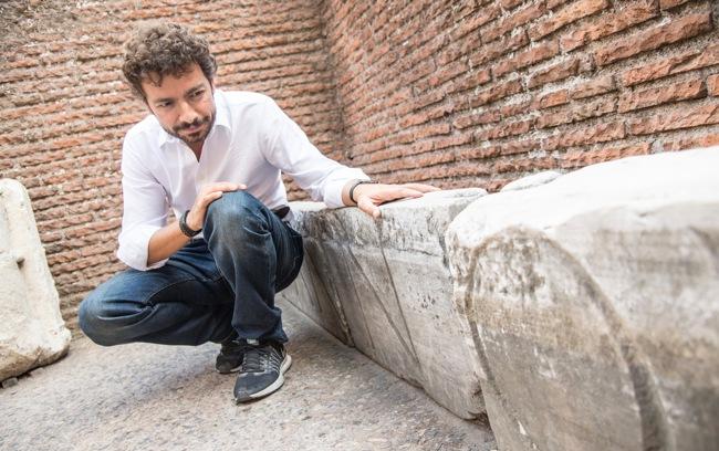 L'avventura del colosseo - Massimo Polidoro