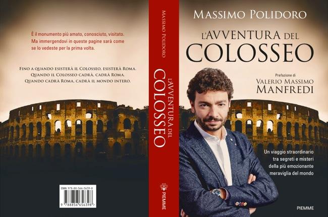 """copertina """"L'avventura del Colosseo"""""""