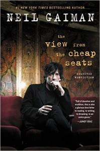 Il libro di Neil Gaiman.