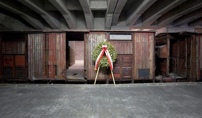 binario-21 Milano - Memoriale della Shoah