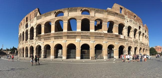 Il Colosseo - Foto: Massimo Polidoro